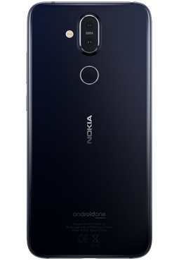 Hard Cover Nokia 8.1 / Nokia X7 / Nokia 7.1 Plus