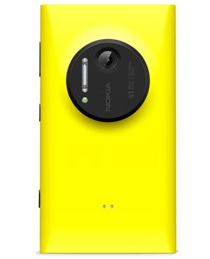 Futerał Back Case Nokia Lumia 1020