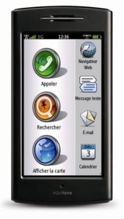 accessoire Nuvifone G60
