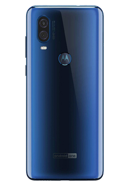 Hoesje Motorola One Vision