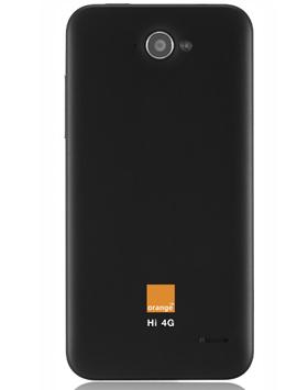 Hülle Orange Hi 4G