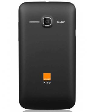 Capa Orange Kivo