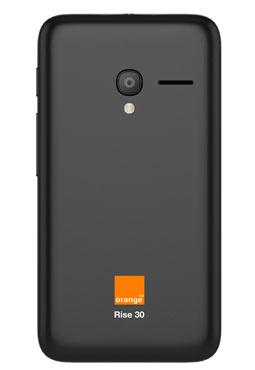 Capa Orange Rise 30