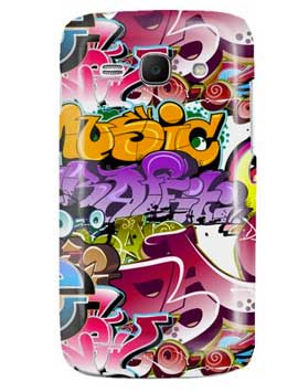 Hard Cover Samsung Galaxy Ace 3 S7272