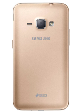 Futerał Back Case Samsung Galaxy J1 (2016)
