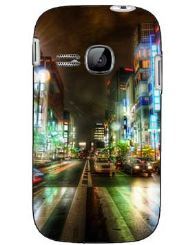 Futerał Back Case Samsung Galaxy Young S6310