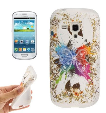 Silicone Samsung Galaxy S III mini personnalisée