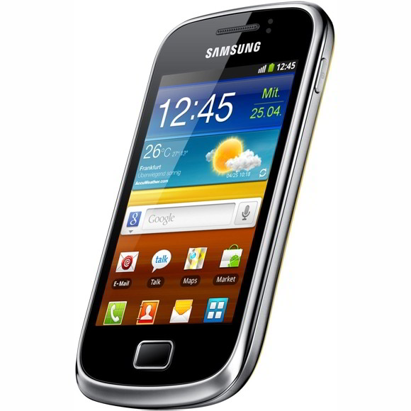 Samsung Galaxy Mini 2 S6500