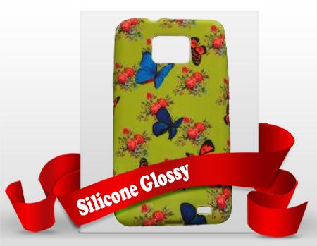 Silicone Samsung i9100 Galaxy S 2 personnalisée