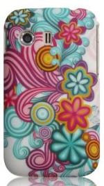 Silicone Samsung S5360 Galaxy Y personnalisée