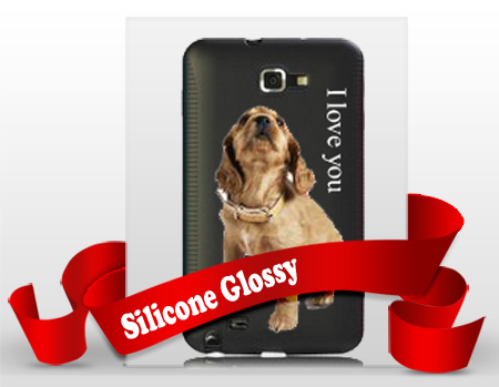 Silicone Samsung Galaxy Note personnalisée