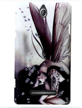 Hard Cover Sony Xperia E