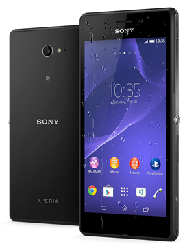 Hard Cover Sony Xperia M2 Aqua