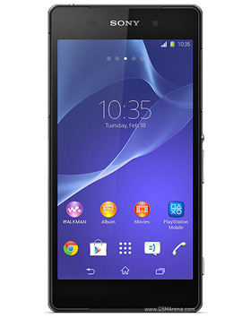 accessoire Sony Xperia Z2