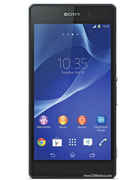 accessoire Sony Xperia Z2a D6563