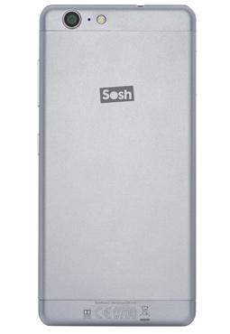 Hülle Orange Soshphone 3