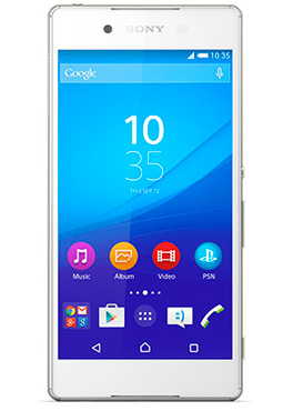 accessoire Sony Xperia Z3+