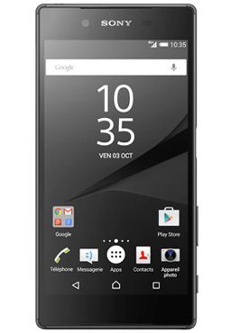 accessoire Sony Xperia Z5