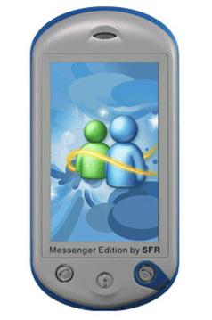 accessoire Messenger Edition 261 by SFR